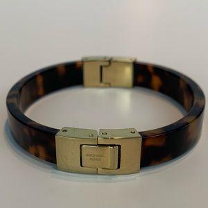 Michael Kors Acetate Tortoise Shell Bracelet